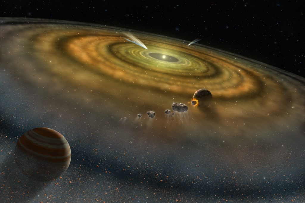 Planets and Rudrakshas